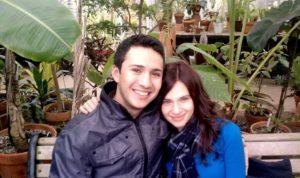 Photo of Bobby and Alana