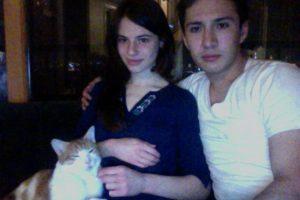 Photo of Alana, Bobby, and Sashimi