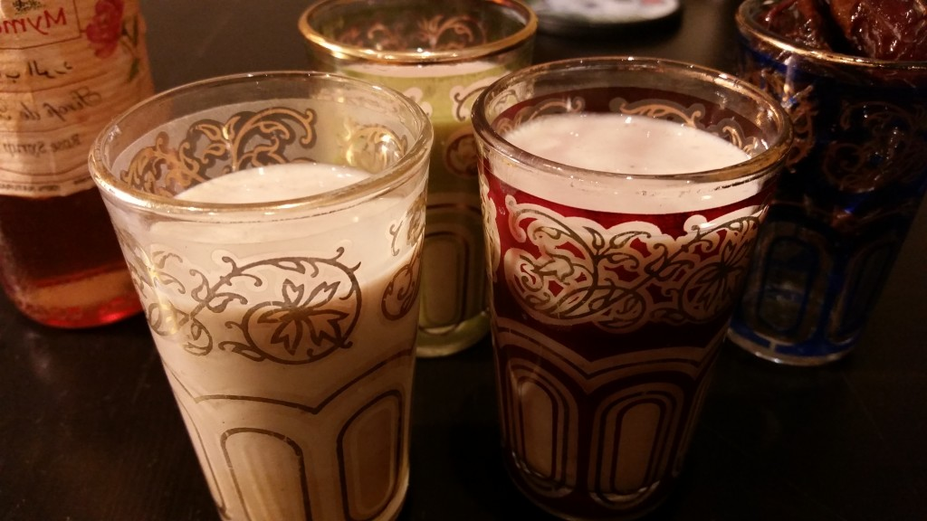 Middle Eastern Shake