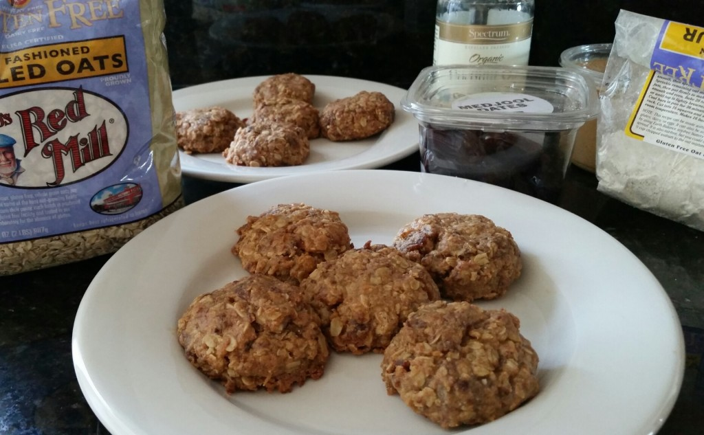 5-Ingredient Miracle Cookies (Sugar-Free, Gluten-Free, and Vegan!)