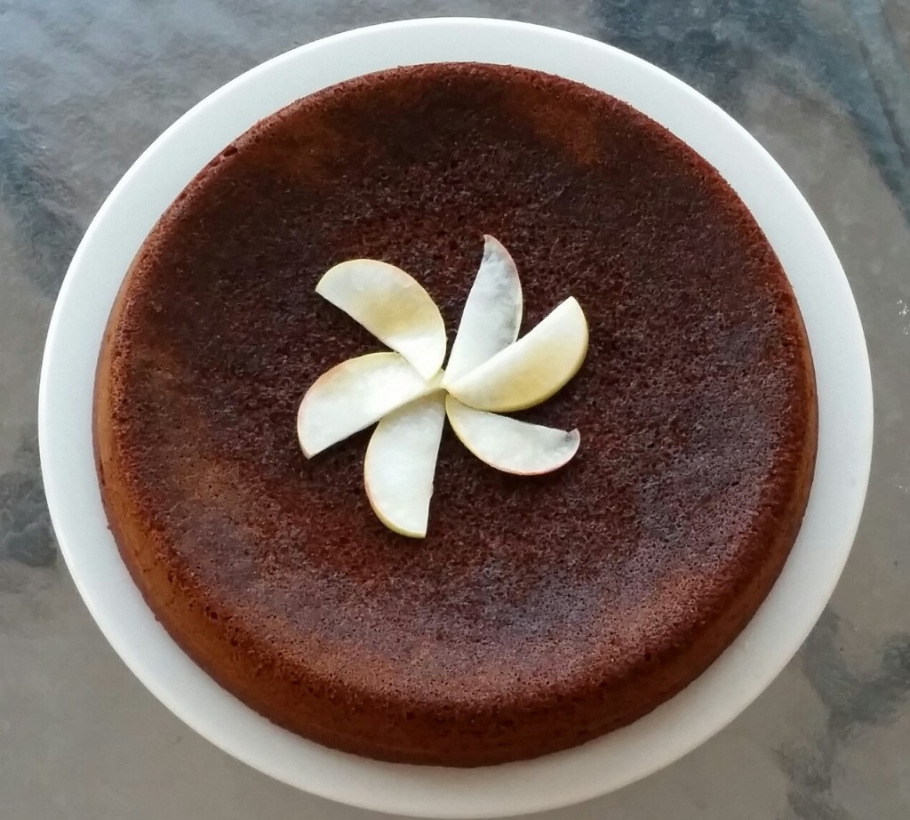 Apples and Honey Cake for Rosh Hashanah