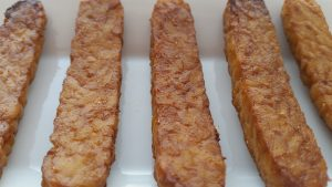 Baked Tempeh Strips