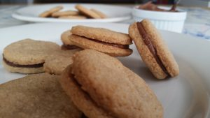 Cinnamon-Sugar Sandwich Cookies