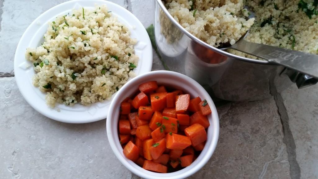 Wine-Braised Carrots