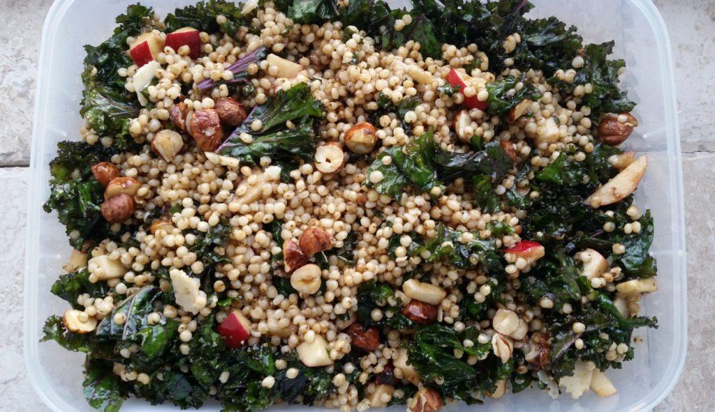 Sorghum & Kale Salad