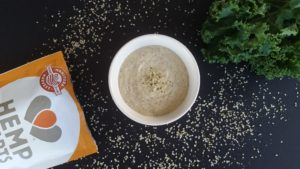 Creamy Nori-Hemp Dressing