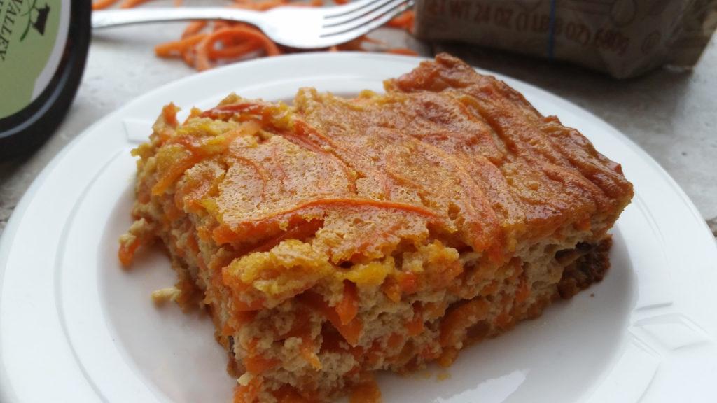 Grain-Free Lokshen Kugel for Passover