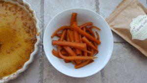 Lapsang Souchong Carrots