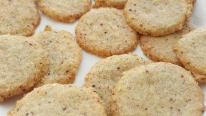Cruncher-Nutty Chanukah Cookies